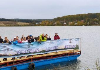 """Приглашаем добровольцев в навигацию """"ЗОВ ВОДЫ""""2021!"""