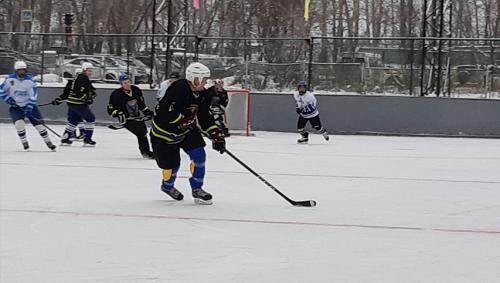 Первенство ПК по хоккею с шайбой