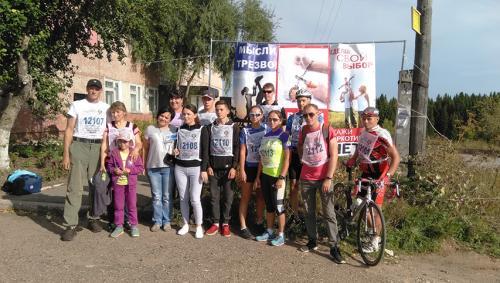 Районный семейный велопробег