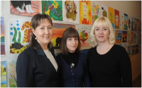 Преподаватели художественно-графического отделения